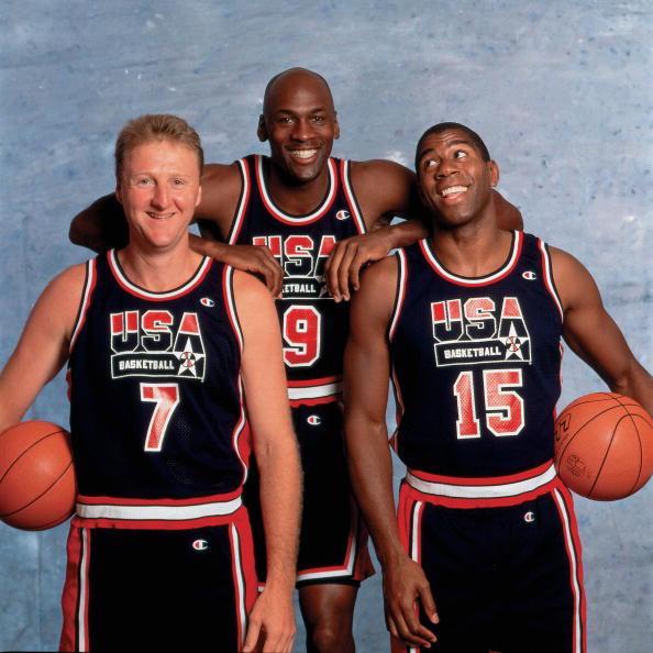 NBA50大巨星之乔丹:当之无愧的篮球之神