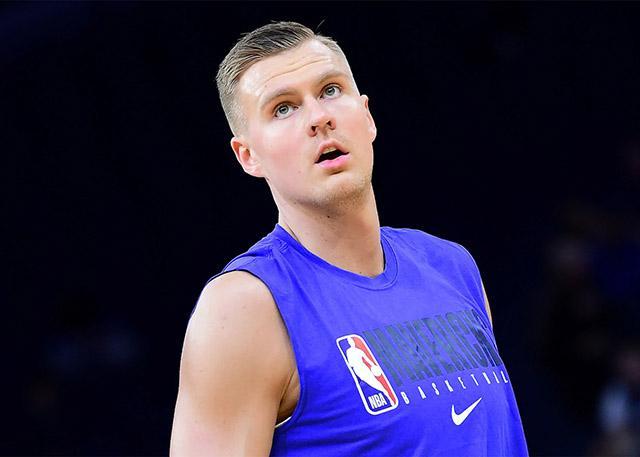 伤愈回归在即 波尔津吉斯:我现在感觉很好_NBA中国官方网站