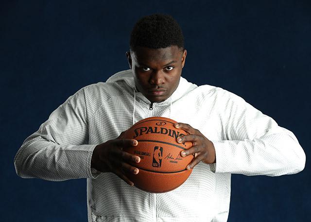 2019年NBA选秀球员之蔡恩-威廉森