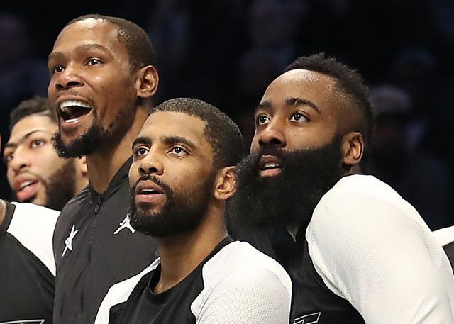 哈登交易评级:篮网组成三巨火箭收获未来_NBA中国官方网站