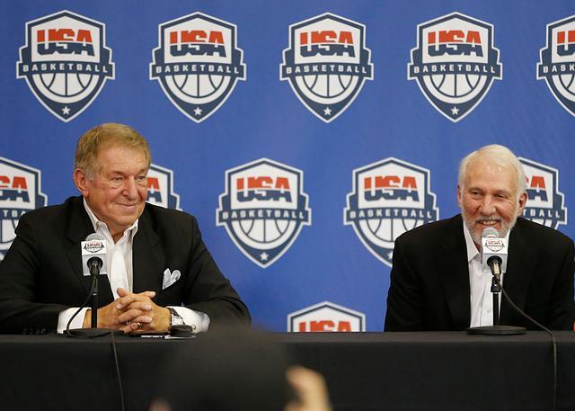 老科朗吉洛:美国男篮教练组都将继续执教