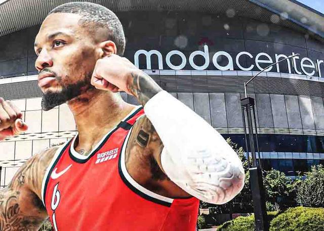 利拉德捐出10万美元帮助主场摩达中心雇员_NBA中国官方网站