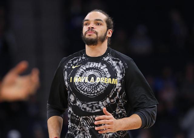 诺阿:感谢灰熊提供机会 重返NBA是件幸事