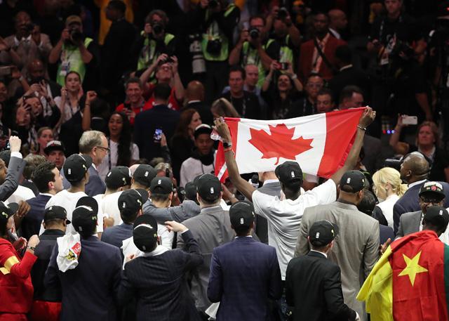 总决赛加拿大收视率创新高 近半数收看G6