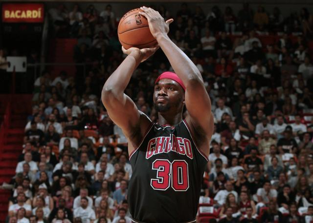 冯莱:篮板是我的立足之本 在尼克斯有机会