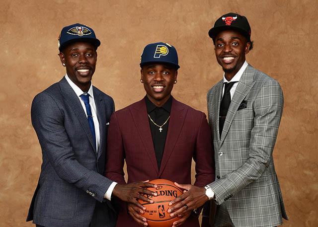 圆桌会议:同根不同命?盘点NBA的兄弟兵!