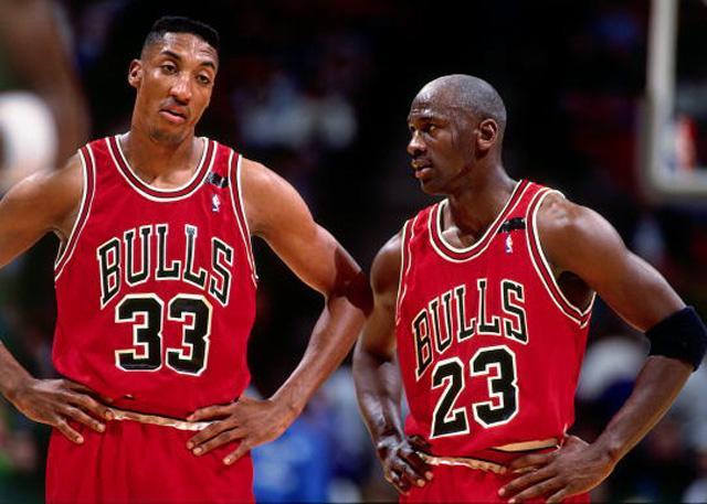 NBA编年史之1990-1993:公牛王朝(上)