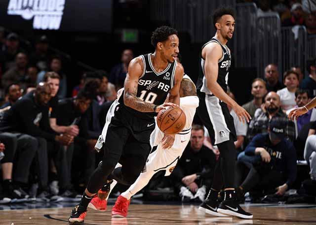 德罗赞:满意球队处境 被逆转仍有主场优势 NBA新闻