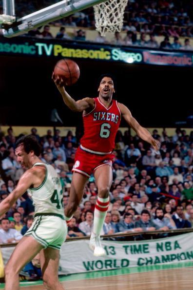 NBA50大球星之欧文:横跨两个联盟的教父