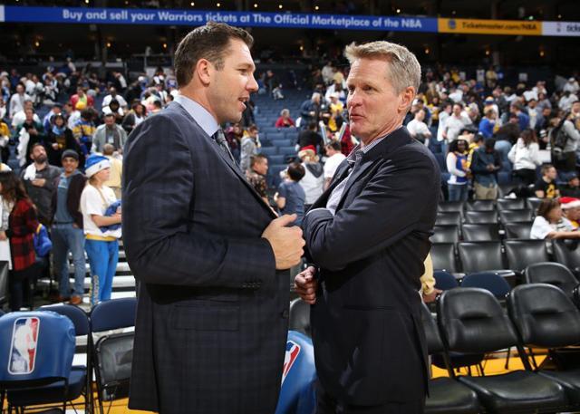 科尔:为沃顿感到惋惜 这是湖人的重大损失 NBA新闻