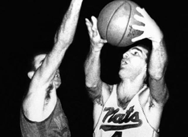 NBA50大巨星之多尔夫-谢耶斯 两双机器