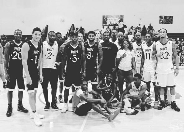 布雷德索等365体育投注寡将参与名流篮球赛