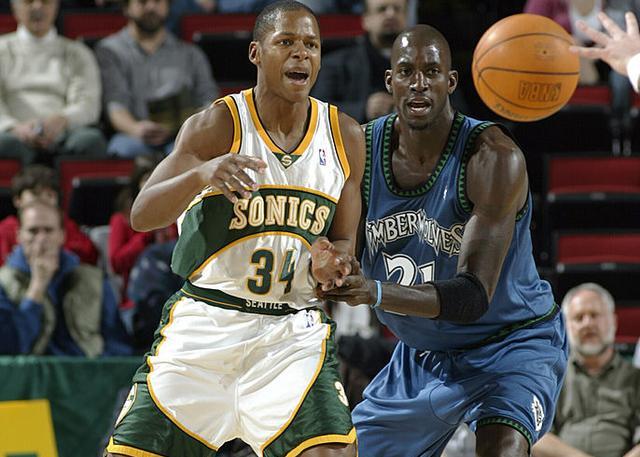 加内特:西雅图很重要 应拥有一支NBA球队