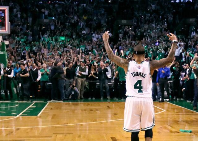托马斯深情告别:This is for Boston