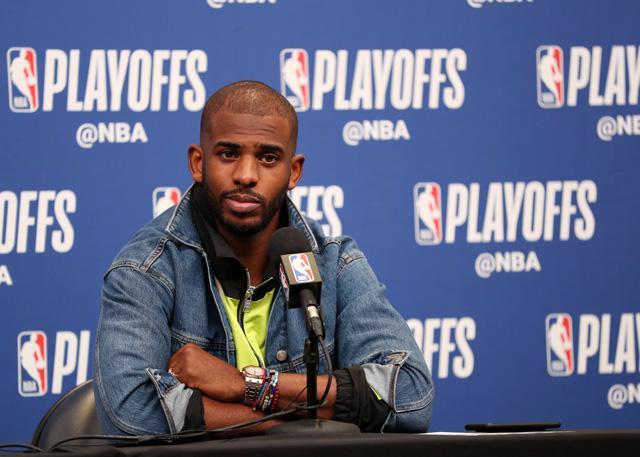 保罗:生涯很短钱很重要 年轻人只知道篮球