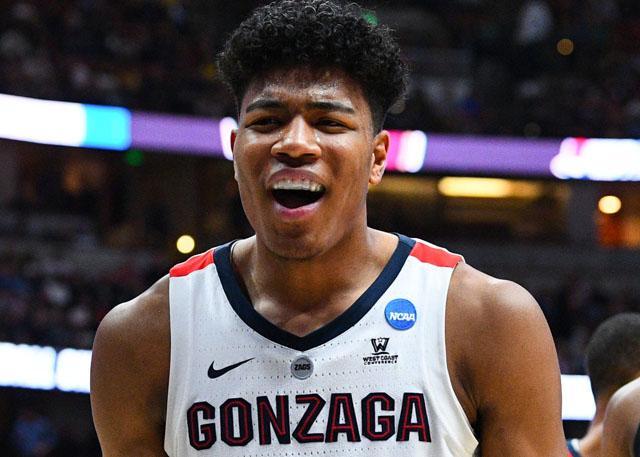 2019年NBA选秀首轮第9顺位:八村垒