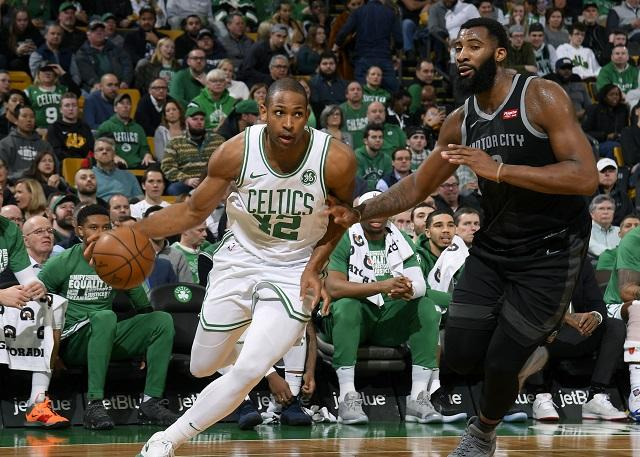 连赢两场硬仗 绿军主帅:全明星后延续状态 NBA新闻