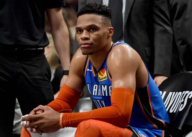 威少:输球我负全责 我的比赛方式不可接受 NBA新闻