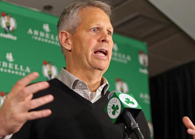 安吉:少数球队需要状元签 目前一切皆有可能
