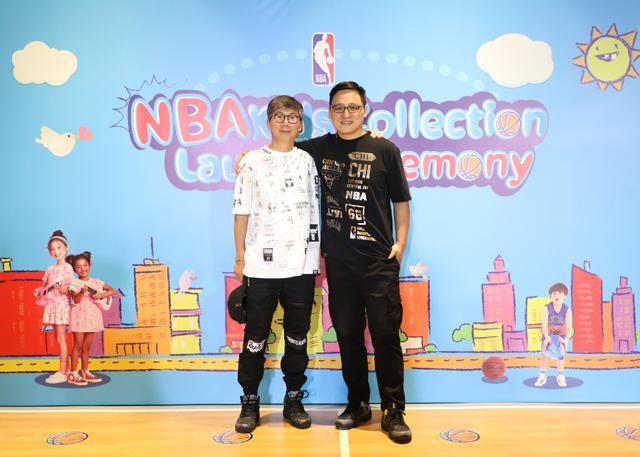 NBA Playzone举行时尚童装秀,道贺NBA孩童风潮流动服饰在中国浩瀚上市
