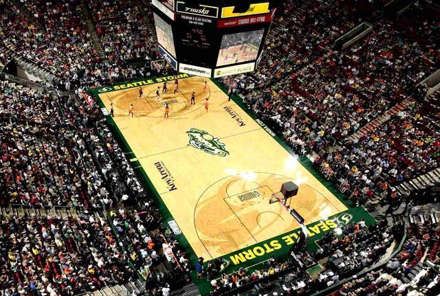 西雅图计划修建新场馆 准备引进NBA球队?