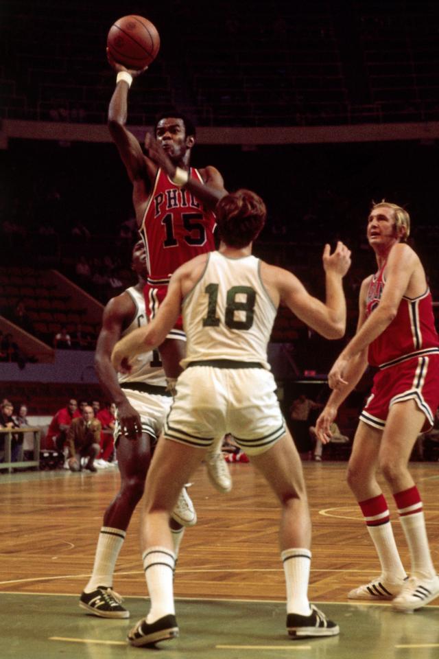 NBA50大球星之哈尔-格瑞尔——永不言弃的球场精灵