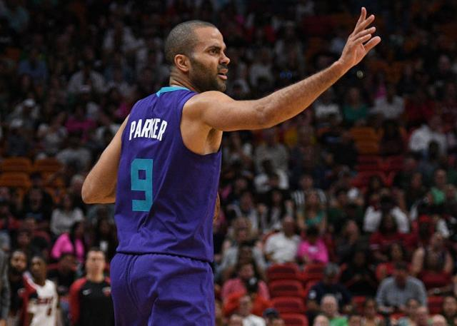 帕克自曝或退役:回到联盟的几率只有五成 NBA新闻