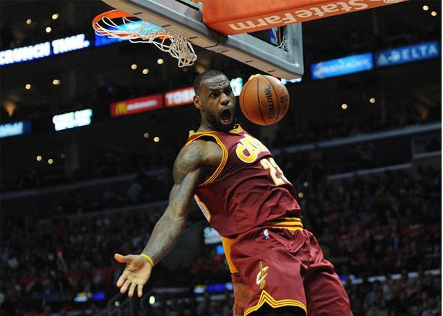 詹姆斯再获ESPY最佳NBA球员奖