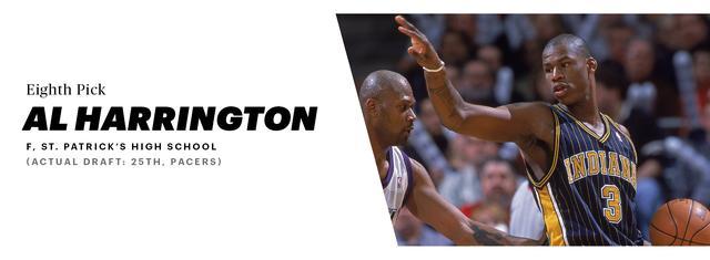 哈灵顿重排98选秀:诺天王状元 真理卡特紧随其后