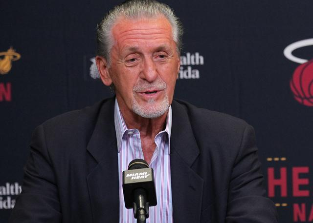 莱利:希望韦德能回来 休赛期不会有大变化