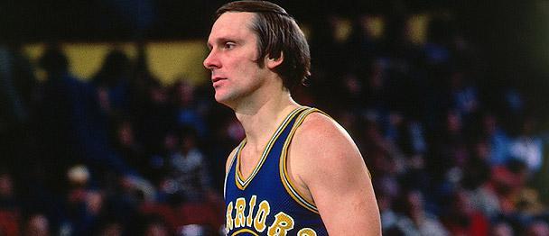 """NBA50大球星之巴里:用""""端尿盆""""式罰球的得分狂人"""