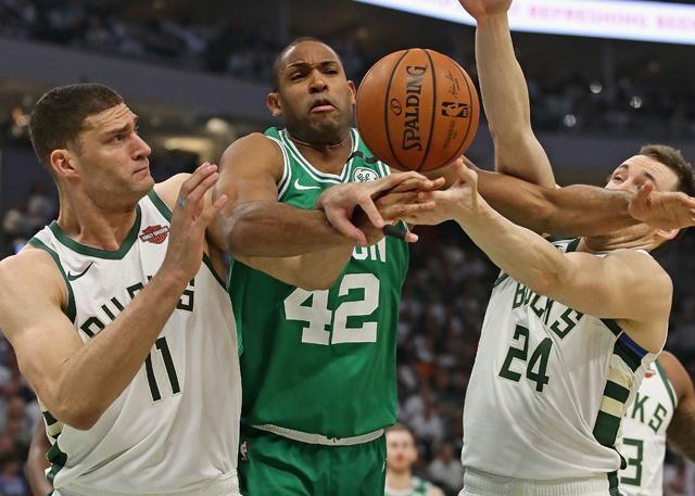 NBA大数据:王牌辅助霍福德 他的作用有多强?