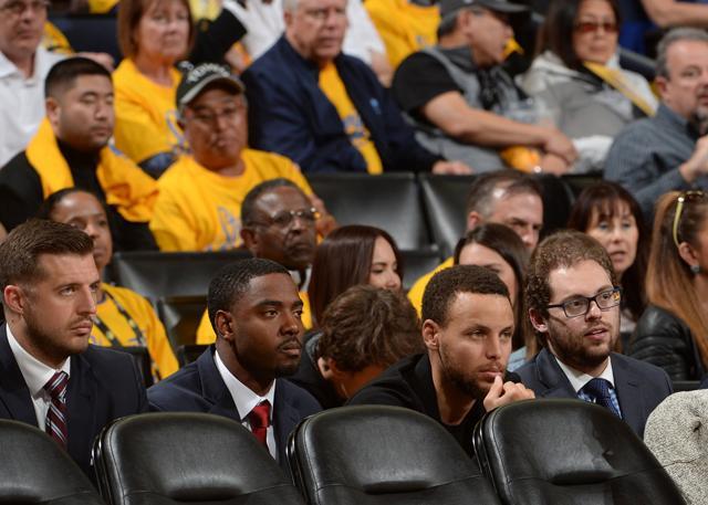 幕后NBA:科尔的左脑 勇士的数据分析师