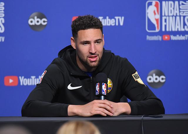 克莱:把比赛带回奥克兰就是我最大的动力