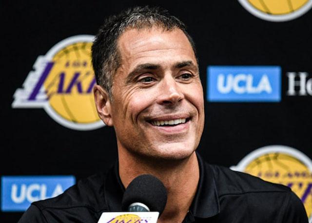 佩林卡升任湖人队篮球事务副总裁&总经理