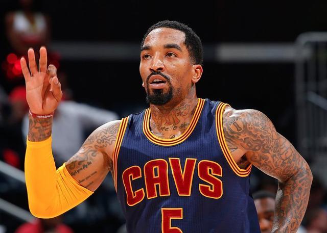 JR-史密斯:总决赛输给了一支真的很棒的球队