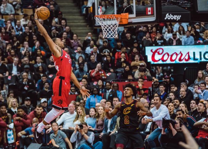 Siakam 33分,Lowry 20+11,Thompson 18分,暴龍大勝騎士!(影)-Haters-黑特籃球NBA新聞影音圖片分享社區
