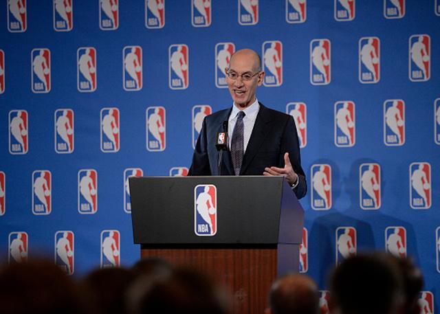 萧华:联盟目前无意改革分区制和季后赛模式