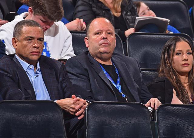 尼克斯新任总裁莱昂-罗斯将重组球队管理层