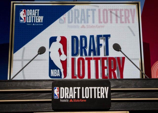 2019年NBA选秀抽签顺序与状元签概率出炉