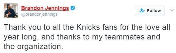 曝尼克斯已裁掉詹宁斯 他想为争冠球队效力