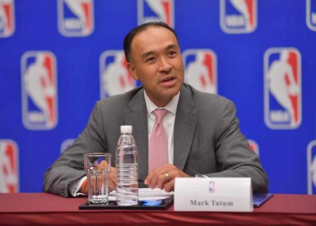 NBA副主席:3对3进奥运彰显了篮球运动的魅力