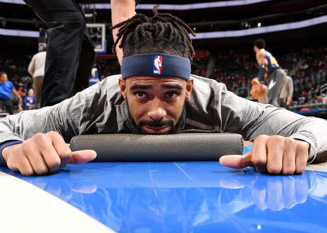 康利:离开篮球越久 越感觉对这项运动的爱