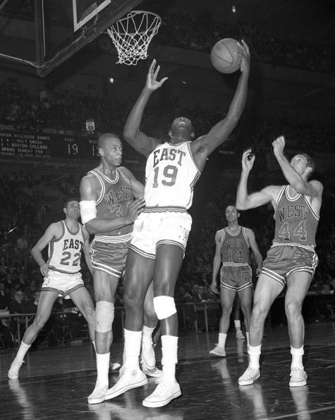 NBA50大巨星之威利斯-里德