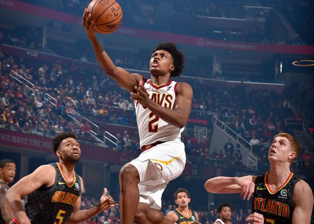 Love 20分,Trae Young 30分,Collins 27分,騎士送老鷹8連敗(影)-黑特籃球-NBA新聞影音圖片分享社區