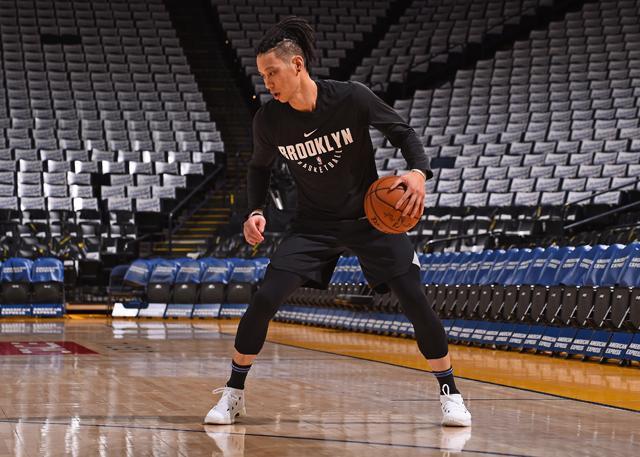 林书豪:事前并不知道会被篮网交易