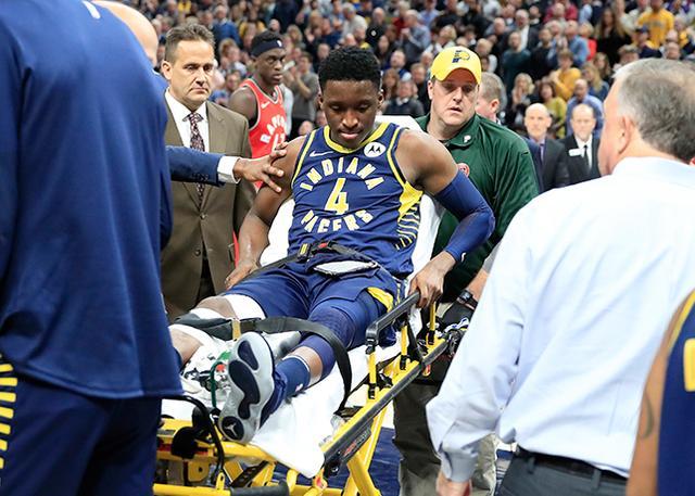 奥拉迪波遭遇右膝四头肌肌腱断裂 赛季报销