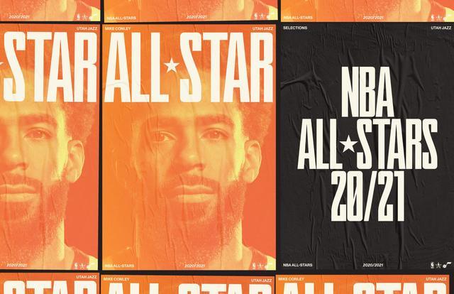 顶替布克 康利14年NBA生涯首次入选全明星