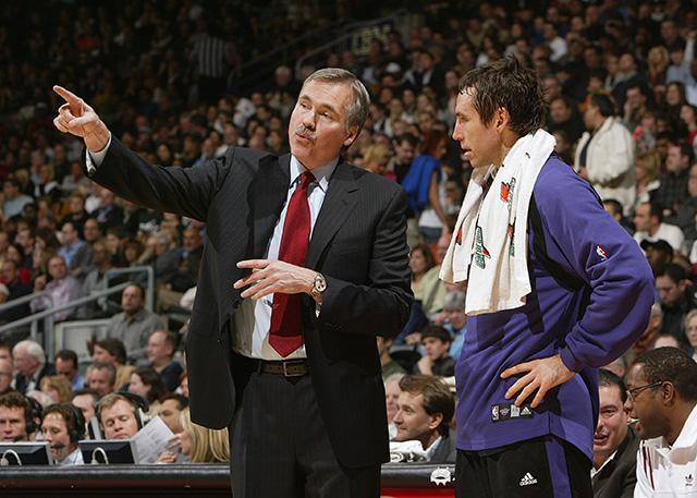 德安东尼将参加纳什教练组 出任篮网助教 