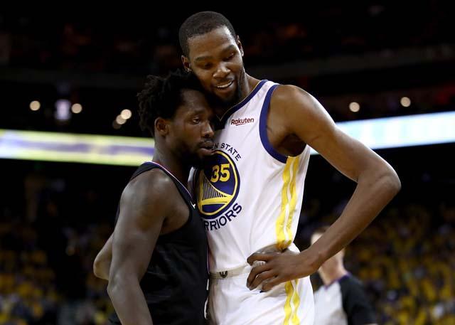 阿杜:不担心技犯问题 对贝弗利的风格有数 NBA新闻